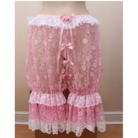 Sissy Maids Lace  Bloomers