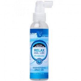 Relax Anal Lube with Lidocaine