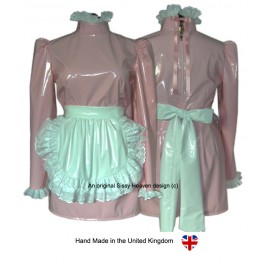 Madeline Sissy Maids PVC Punishment Uniform