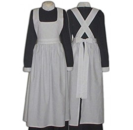 Victorian Sissy Housemaids Apron