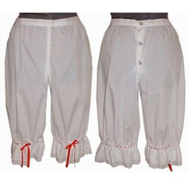 Sissy Maids Victorian Knee Bloomers
