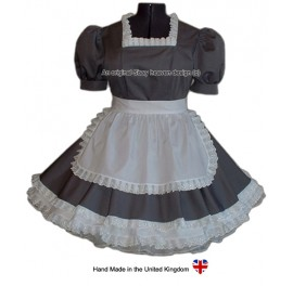 Amy Sissy Maids Cotton Uniform
