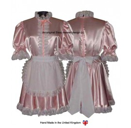 Nicole Sissy Maids Satin Outfit