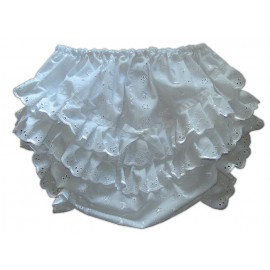 Cute Broiderie anglaise Panties Sissy Maids