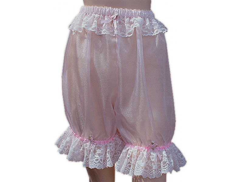 Organza Sissy Maids Victorian style Bloomers