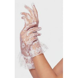 Ruffle lace gloves Sissymaids Accessory