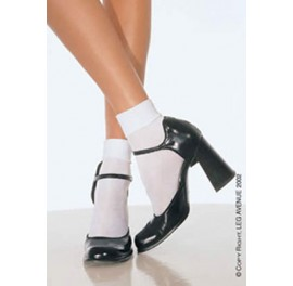 Satin cuff Anklet sock great for Sissy maids