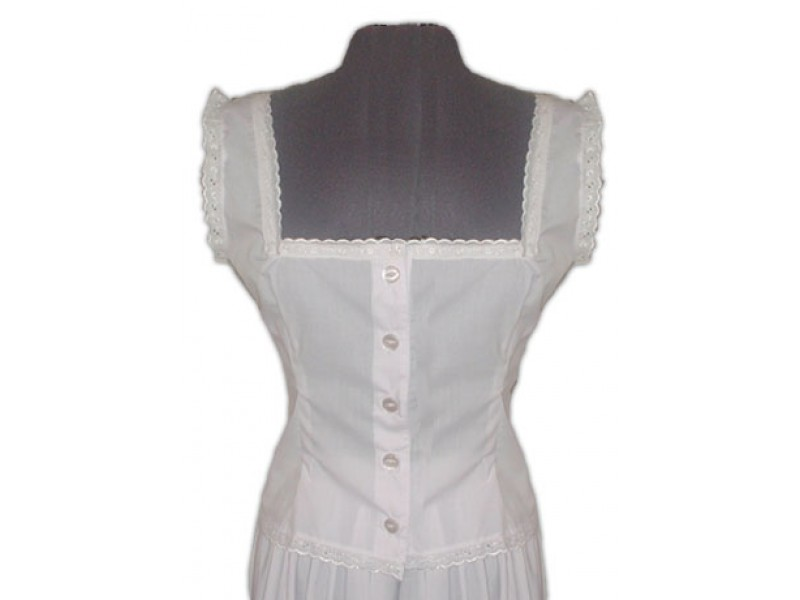 Sissy maids Victorian Corset Cover