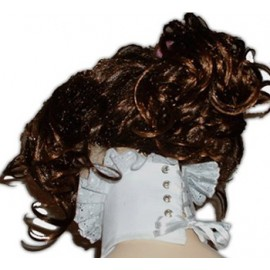 Corset style Posture Collar for Sissy maids Training
