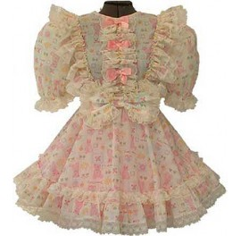 Emma Rose Sissy Dress