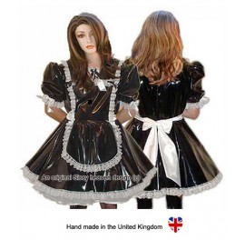 Annabel Sissy PVC Maids Uniform