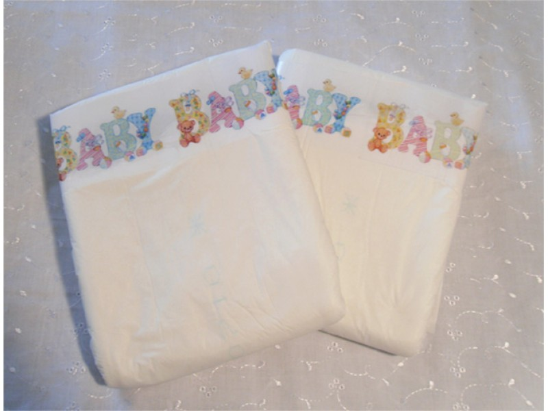 Cute Baby Adult Diapers