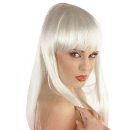 Platinum Blonde Wig
