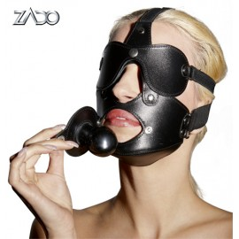 Gag Face Harness - Sissy Punishment